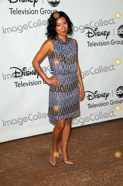 ANNE SON Photo - Anne Son at the Disney ABC Television Group Summer 2010 Press Tour Beverly Hilton Hotel Beverly Hills CA 08-01-10