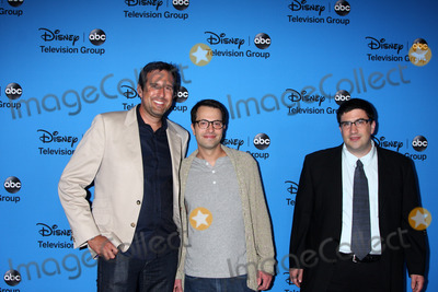 Adam Horowitz Photo - LOS ANGELES - AUG 4  Steve Pearlman Edward Kitsis  Adam Horowitz arrives at the ABC Summer 2013 TCA Party at the Beverly Hilton Hotel on August 4 2013 in Beverly Hills CA