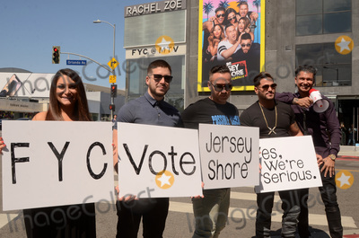 Photos From 'Jersey Shore' FYC Cast Photo Call