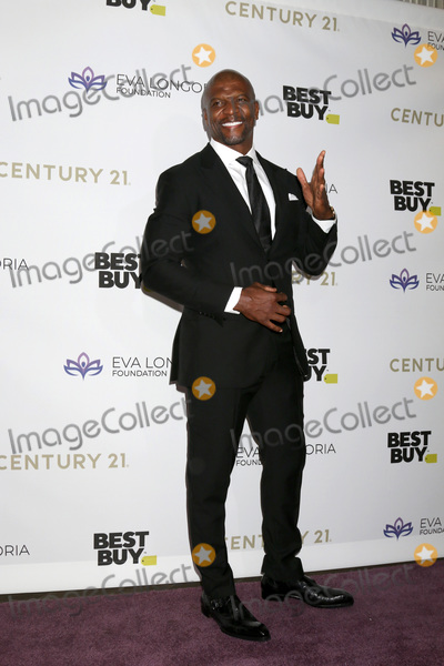 Photo - LOS ANGELES - NOV 15  Terry Crews at the 2019 Eva Longoria Foundation Gala at Four Seasons Los Angeles at Beverly Hills on November 15 2019 in Los Angeles CA