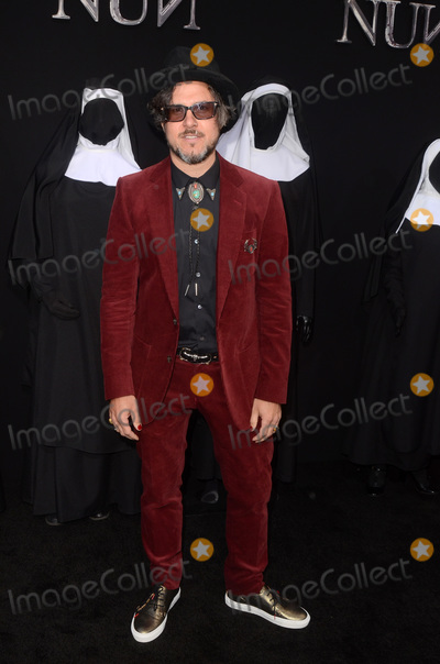 Photo - LOS ANGELES - SEP 4  Corin Hardy at the The Nun World Premiere at the TCL Chinese Theater IMAX on September 4 2018 in Los Angeles CA