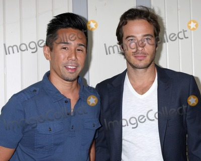 Parry Shen Photo - LOS ANGELES - AUG 2  Parry Shen Ryan Carnes at the General Hospital Fan Club Luncheon 2014 at the Sportsmans Lodge on August 2 2014 in Studio City CA