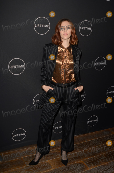 Photos From Lifetime Winter Movies Mixer