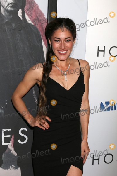 Photo - LOS ANGELES - DEC 14  Qorianka Kilcher at the Hostiles Premiere at Samuel Goldwyn Theater The Academy of Motion Picture Arts and Sciences on December 14 2017 in Beverly Hills CA