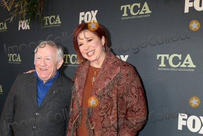 Leslie Jordan Photo - LOS ANGELES - FEB 1  Leslie Jordan Vicki Lawrence at the FOX TCA All-Star Party at the Fig House on February 1 2019 in Los Angeles CA