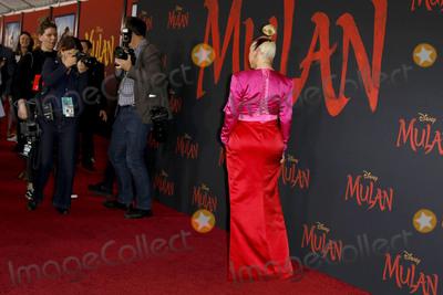 Photo - Mulan Premiere