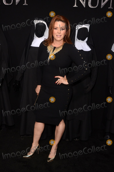 Photo - LOS ANGELES - SEP 4  Alicia Machado at the The Nun World Premiere at the TCL Chinese Theater IMAX on September 4 2018 in Los Angeles CA