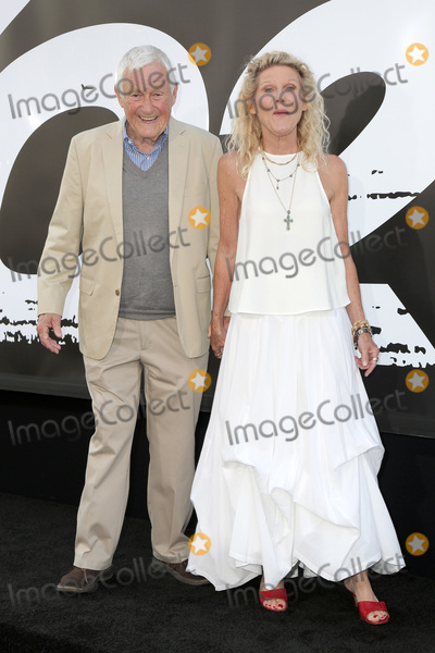 Ally Mills Photo - LOS ANGELES - JUL 17  Orson Bean Ally Mills at the Equalizer Premiere at the TCL Chinese Theater IMAX on July 17 2018 in Los Angeles CA
