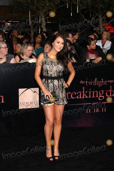 Photo - Twilight Breaking Dawn Part 1 World Premiere