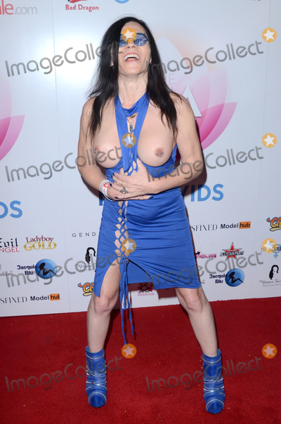 Photo - LOS ANGELES - MAR 17  Jacquie Blu at the 2019 Transgender Erotica Awards TEA Show at the Avalon Hollywood on March 17 2019 in Los Angeles CA