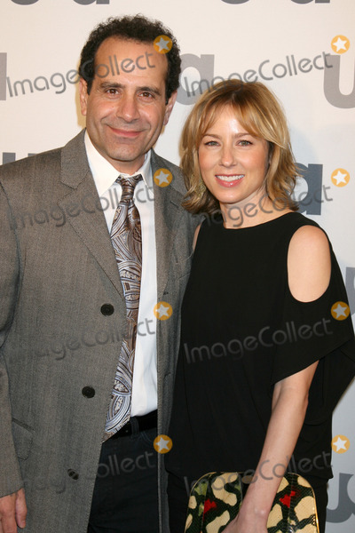 Tony Shalhoub,Traylor Howard Photo - USA Network 2008 LA Upfront