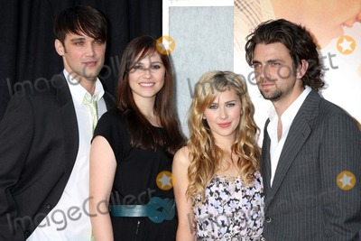 Adam Chambers Photo - Josh Nuncio Alli Kinzel Cherilyn Wilson Adam Chambersarrives at  The Last Song World PremiereArcLight TheatersLos Angeles CAMarch 25 2010
