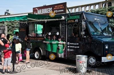Photos From Wahlburgers Food Truck in Atlantic City, NJ, USA