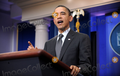 Photo - President Obama Delivers a Statement On Budget