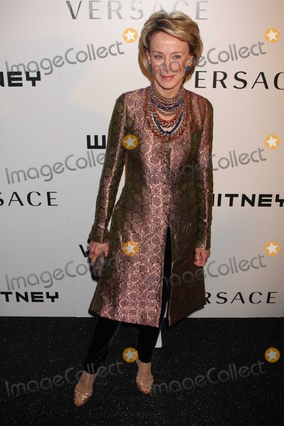 Anne Bass Photo - New York 10-19-09Ann Bassat the Whitney Museum of American ArtsGala  and Studio PartyDigital photo by Maggie Wilson-PHOTOlinknet