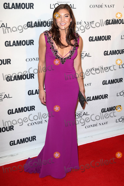 Hope Solo Photo - Photo by KGC-146starmaxinccomSTAR MAXCopyright 2015ALL RIGHTS RESERVEDTelephoneFax (212) 995-119611915Hope Solo at the Glamour Women of the Year Awards(NYC)