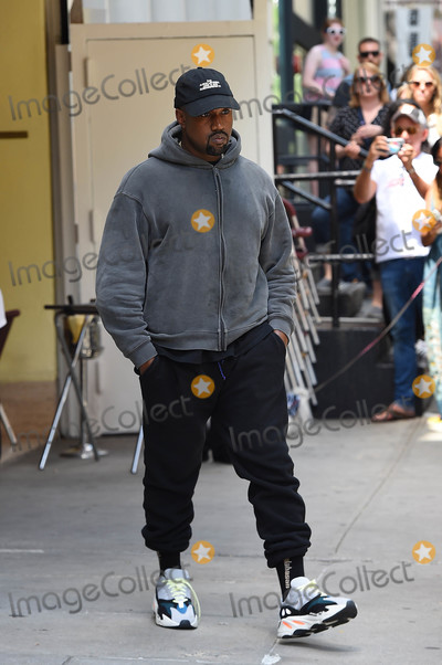 Photo - Photo by TKstarmaxinccomSTAR MAX2018ALL RIGHTS RESERVEDTelephoneFax (212) 995-119661918Kanye West is seen in New York City
