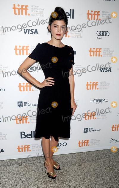 AUDREY TATOU Photo - Photo by Dennis Van Tinestarmaxinccom2012starmaxinccomALL RIGHTS RESERVEDTelephoneFax (212) 995-119691112Audrey Tatou at The Toronto Film Festival(Toronto Canada)