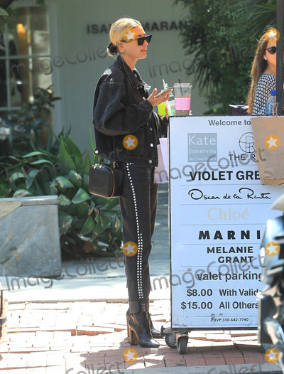 Photos From Hailey Baldwin is seen in Los Angeles