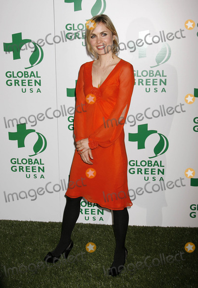 Photos From Radha Mitchell at Global Green U.S.A.'s 5th Annual Awards Season Celebration. (Hollywood, CA)