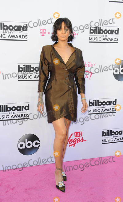Rihanna Photos - Photo by SunstarmaxinccomSTAR MAX2015ALL RIGHTS RESERVEDTelephoneFax (212) 995-119652216Rihanna at The 2016 Billboard Music Awards(Las Vegas Nevada)