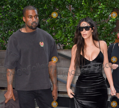 Photo - Photo by KGC-195starmaxinccomSTAR MAX2016ALL RIGHTS RESERVEDTelephoneFax (212) 995-119691416Kim Kardashian and Kanye West are seen in New York City