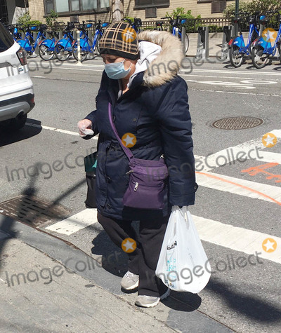 Photos From New Yorkers out and about during Coronavirus Pandemic