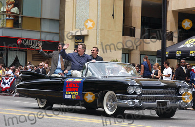 Craig Kornblau Photo - Photo by Lee RothSTAR MAX Inc - copyright 200382103John Landis Craig Kornblau and Chris Miller at National Lampoons Animal House 25th Anniversary Cast Reunion and Homecoming Parade(Hollywood CA)