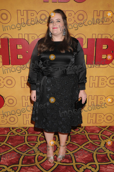 Aidy Bryant Photo - Photo by GalaxystarmaxinccomSTAR MAX2017ALL RIGHTS RESERVEDTelephoneFax (212) 995-119691717Aidy Bryant at HBOs Post Emmy Awards Reception in Los Angeles CA