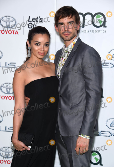 Anel Lopez Photo - Photo by KGC-11starmaxinccomSTAR MAXCopyright 2015ALL RIGHTS RESERVEDTelephoneFax (212) 995-1196102415Anel Lopez Gorham and Christopher Gorham at the 25th Annual Environmental Media Awards(Los Angeles CA)