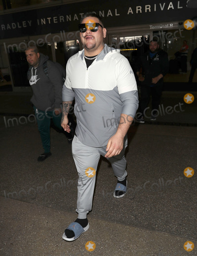 Photos From Boxer Andy Ruiz Jr. returns from championship bout - 12/9/19