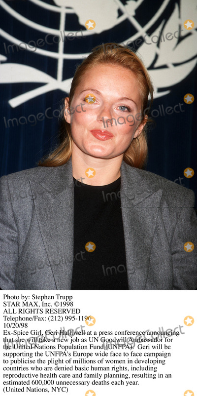 Photos From S  Foster G  Halliwell STAR MAX - Archival Pictures -  Star Max  - 115755