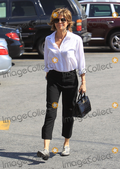 Photos From Lisa Rinna sighting in Beverly Hills, CA