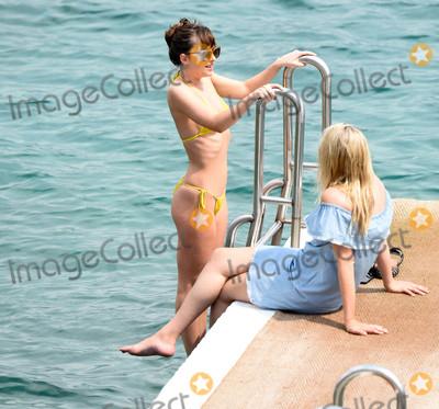 Photo - Jamie Dornan and Dakota Johnson in Nice