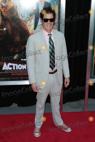 Photos From Johnny Knoxville at the premiere of 'Action Point' in Hollywood
