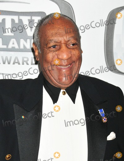 Photo - Bill Cosby poses on the red carpet at the 9th Annual TV Land Awards held at the Javits Center New York NY 041011