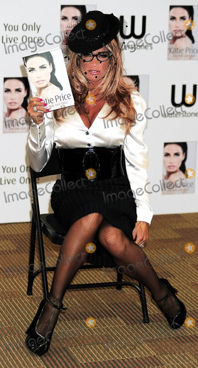 Photos From Katie Price London Book Signing