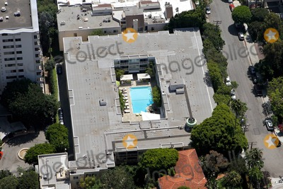 Ashley Cole Photo - EXCLUSIVE Aerial views of the Sunset Marquis hotel where Girls Aloud singer Cheryl Cole has reportedly been hiding out and recording since she arrived in Los Angeles after her split from love rat ex husband Ashley Cole Los Angeles CA 11th August 2011Fees must be agreed prior to publication