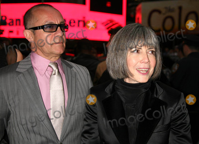 Ann Rice Photo - Bernie Taupin and Anne Rice Arriving at the Opening Night of Warner Bros Theatre Ventures Inaugural Production of Lestat at the Palace Theatre in New York City on 04-25-2006 Photo by Henry McgeeGlobe Photos Inc 2006