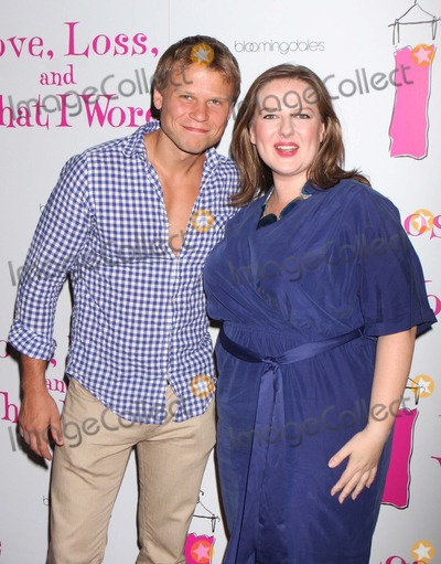 Aaron Schwartz Photo - AARON SCHWARTZ (Vanya from Gossip Girl) and ZUZANNA SZADKOWSKI (Dorota from Gossip Girl) arriving at a party to welcome the newest cast members in Off-Broadways Love Loss and What I Wore at B Smiths Restaurant in New York City on 07-07-2011  Photo by Henry McGee-Globe Photos Inc 2011
