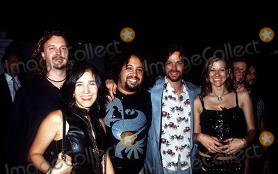 Rusted Root Photo - Signs Premiere After Party Metropolitan Club NYC 072902 Photo by Henry McgeeGlobe Photos Inc 2002 Rusted Root