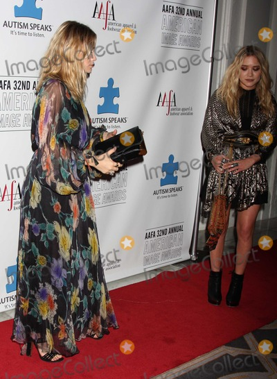 Ashley Marie Photo - NYC  052610Ashley Olsen and Mary-Kate Olsen at The 32nd Annual AAFA American Image Awards sponsored by the American Apparel  Footwear Association at the Grand Hyatt HotelDigital Photo by Adam Nemser-PHOTOlinknet