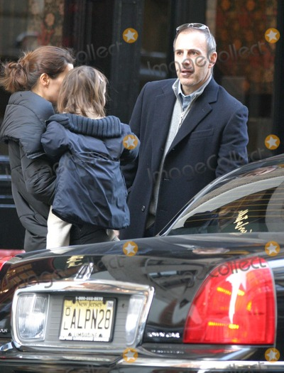 Annette Roque Photo - NYC  012206EXCLUSIVE Matt Lauer wife Annette Roque son Jack (4 years old) and daughter Romy (2 years old) shopping in SOHODigital Photo by Adam Nemser-PHOTOlinknet