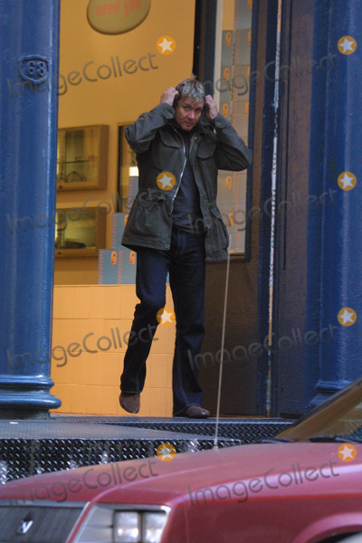 Helmut Lang Photo - NYC  100503EXCLUSIVE Simon LeBon (Duran Duran) walking around and shopping in SOHO (Diesel Helmut Lang Anna Sui Evolution Quicksilver) by himselfDigital Photo by Adam NemserPHOTOlink