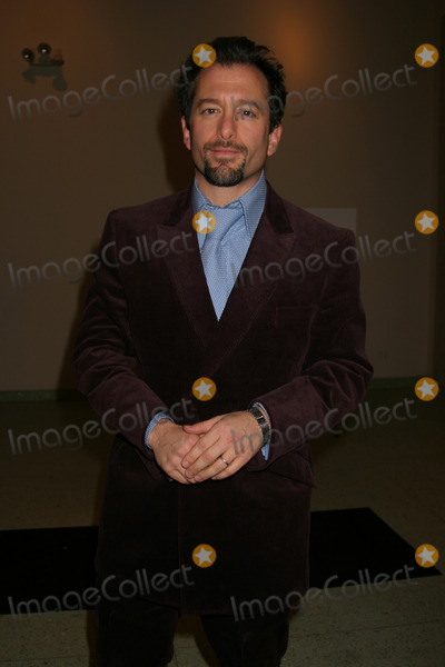 ANDREW JARECKI Photo - NYC  120703Andrew Jarecki at the New York Stage and Films 20th Anniversary Benefit Gala at the Metropolitan PavilionDigital Photo by Adam NemserPHOTOlink