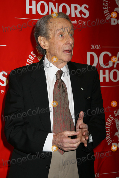 Arthur Penn Photo - NYC  101206Honoree Arthur Penn at the 2006 DGA HONORS at the Directors Guild of America Theater in NYDigital Photo by Adam Nemser-PHOTOlinknet