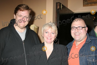 Opie and Anthony Photo - NYC  051206EXCLUSIVE Big Kev (The Opie And Anthony Show) Alison Arngrim (Nellie Oleson on the television series Little House On The Prairie) and Frank DeCaro (Sirius Satellite Radio and Ive Got a Secret on the Game Show Network) after a performance of her one-woman-show Confessions of a Prairie Bitch at The Cutting RoomDigital Photo by Adam Nemser-PHOTOlinknet
