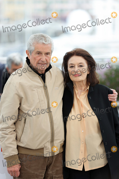 Anouk Aimee Photo - CANNES FRANCE - MAY 19 Anouk Aimee and Director Claude Lelouch attend the photocall for The Best Years of a Life (Les Plus Belles Annees DUne Vie) during the 72nd annual Cannes Film Festival on May 19 2019 in Cannes France (Photo by Laurent KoffelImageCollectcom)
