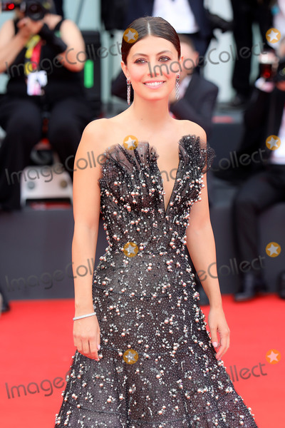 Alessandra Mastronardi Photo - VENICE ITALY - AUGUST 28 Alessandra Mastronardi walks the red carpet ahead of the Opening Ceremony and the La Vrit (The Truth) screening during the 76th Venice Film Festival at Sala Grande on August 28 2019 in Venice Italy (Photo by Laurent KoffelImageCollectcom)