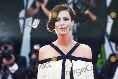 Anna Mouglalis Photo - VENICE ITALY - SEPTEMBER 09 Anna Mouglalis walks the red carpet ahead the Award Ceremony of the 74th Venice Film Festival at Sala Grande on September 9 2017 in Venice Italy(Photo by Laurent KoffelImageCollectcom)